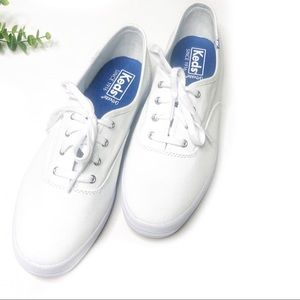 Keds | Classic White Ortholite Sneakers Shoes 8